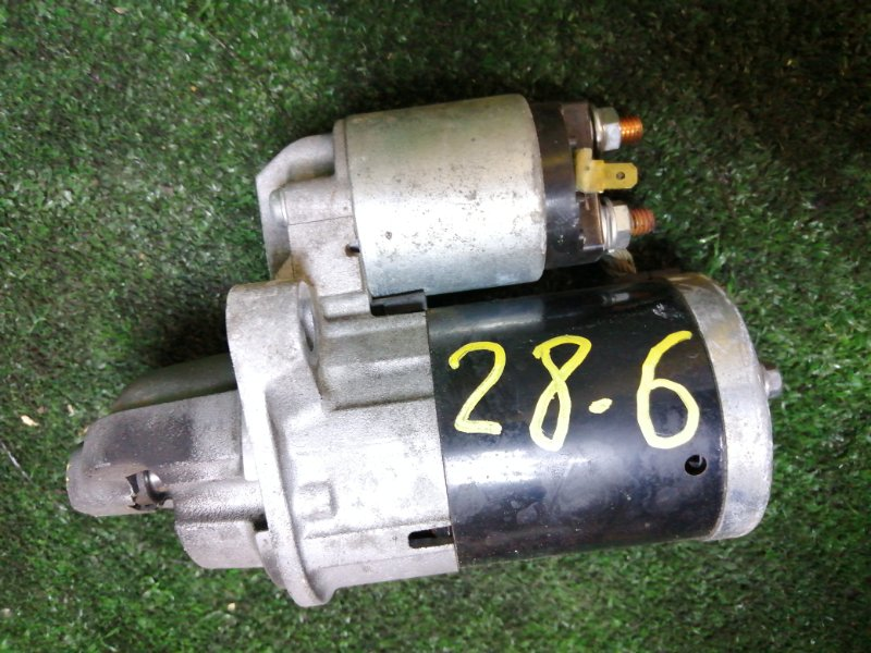 Стартер Suzuki Splash XB32S K12B