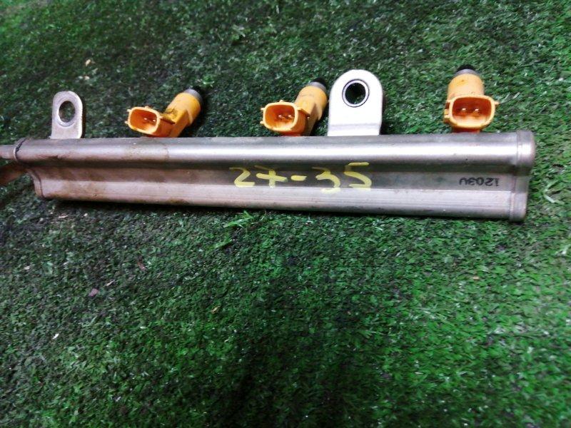 Топливная рейка Toyota Passo KGC30 1KR-FE
