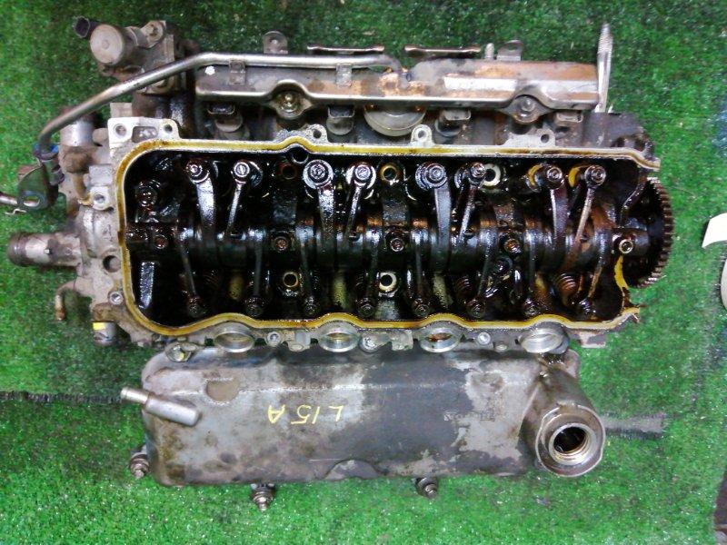 Головка блока цилиндров Honda L15A