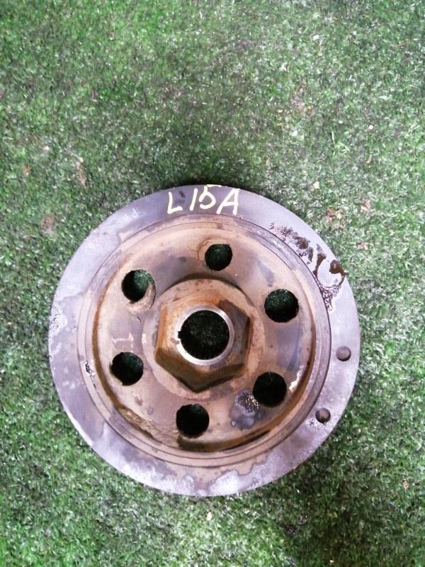 Шкив коленвала Honda L15A