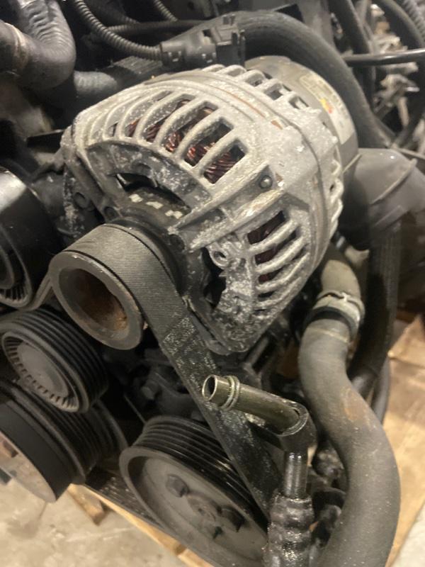 Генератор Bmw 525I E39 M54 2002