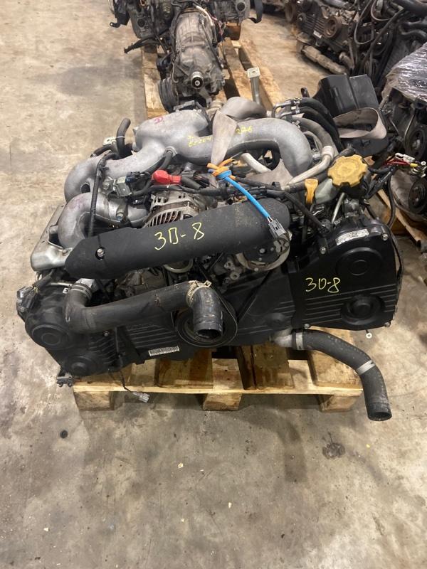 Двигатель Subaru Forester SH5 EJ204