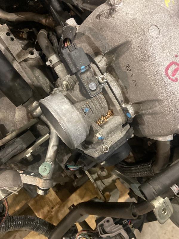 Заслонка дроссельная Subaru Forester SH5 EJ204