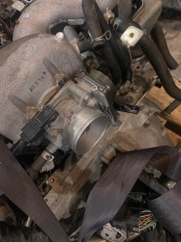 Заслонка дроссельная Subaru Exiga YA4 EJ204