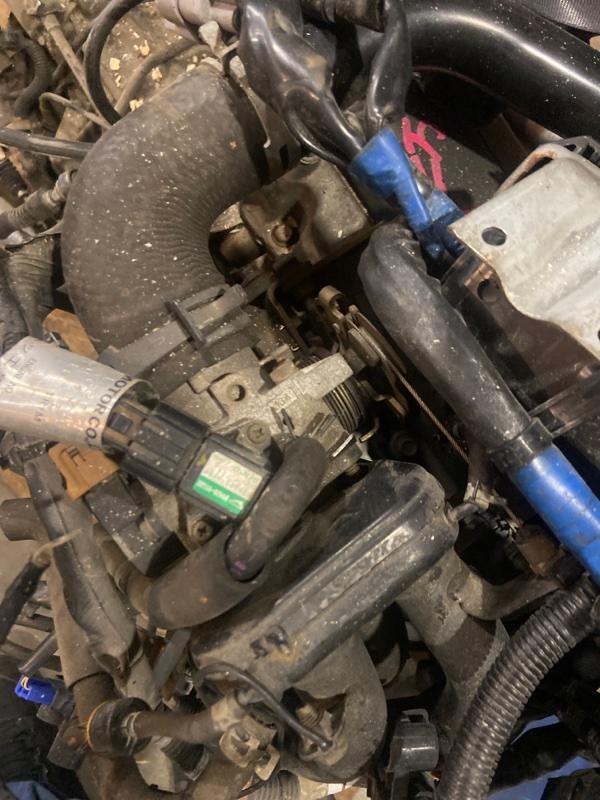 Заслонка дроссельная Daihatsu Terios Kid J111G EF-DEM