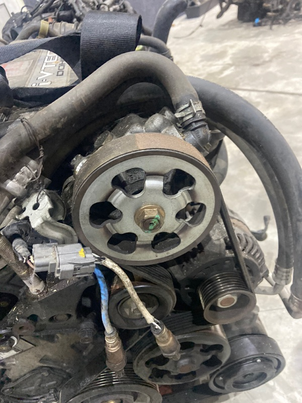 Насос гидроусилителя Honda Stepwgn RF3 K20A