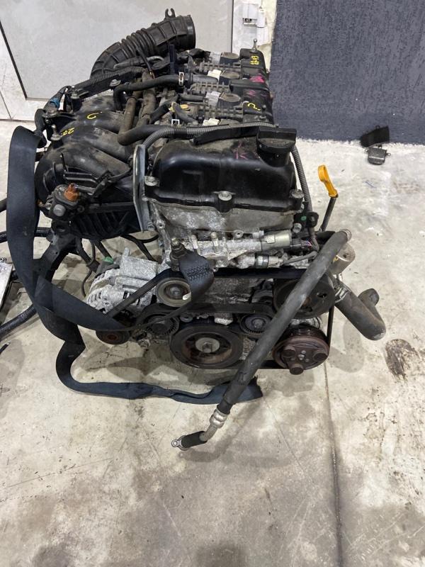 Двигатель Suzuki Kizashi RF91 J24B