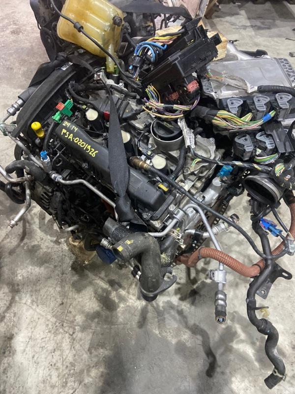 Проводка двигателя Citroen C6 PSA 2007