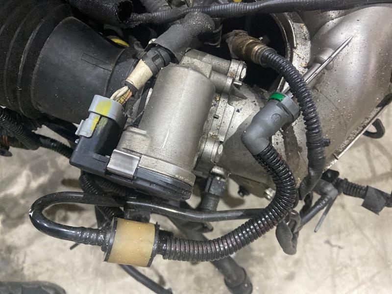 Заслонка дроссельная Citroen C6 PSA 2007