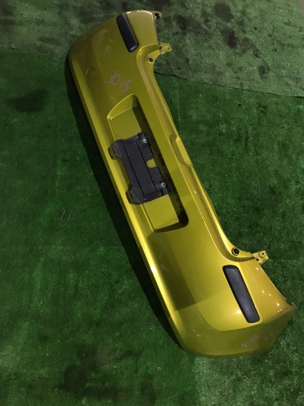 Бампер Renault Lutecia K4M D800 задний