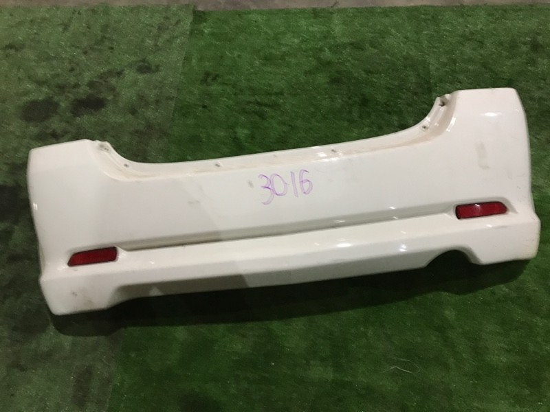 Бампер Daihatsu Yrv M211G K3-VE задний