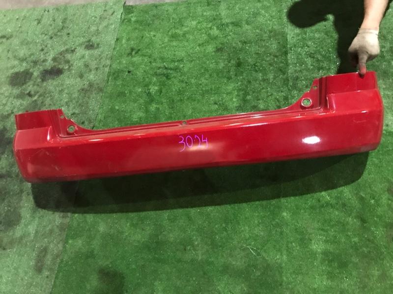 Бампер Mazda Demio DW3W B3 задний