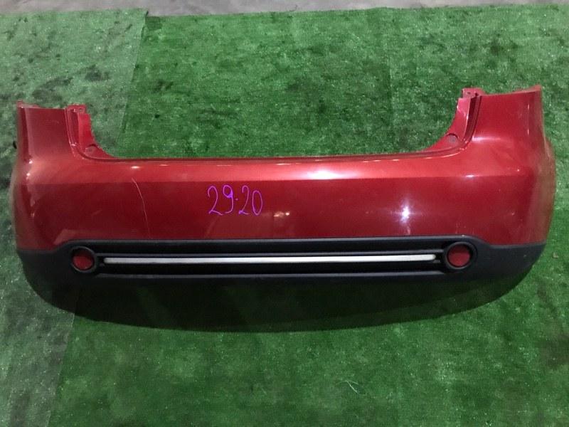 Бампер Mazda Verisa DC5W ZY-VE задний