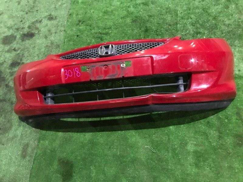 Бампер Honda Fit GD1 L13A передний