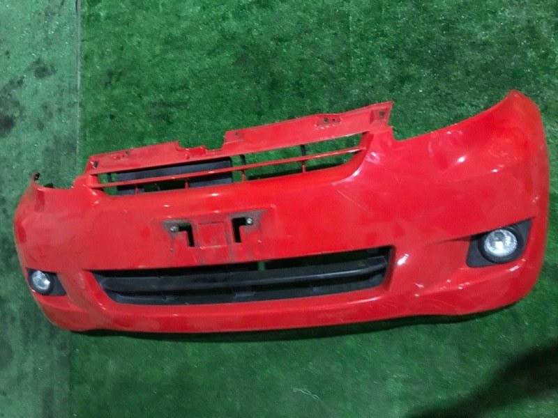 Бампер Toyota Passo KGC10 1KR-FE передний
