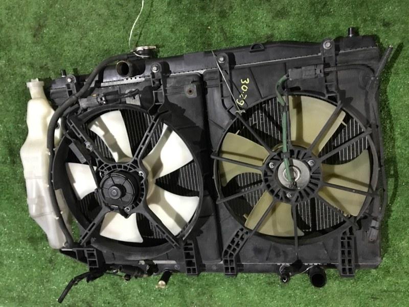Радиатор двигателя Honda Edix BE3 K20A