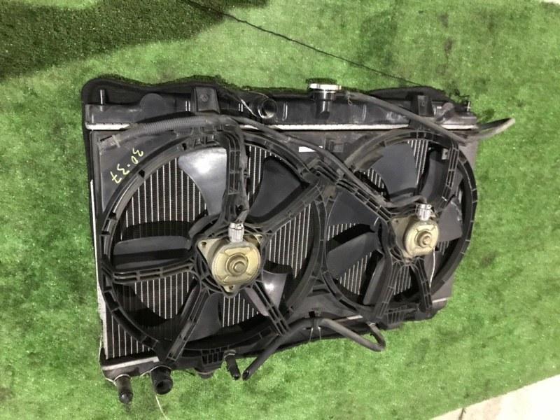 Радиатор двигателя Nissan Ad VY11 QG13DE