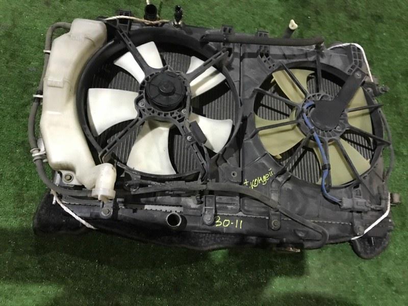 Радиатор двигателя Honda Edix BE1 D17A