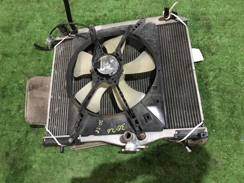 Радиатор двигателя Daihatsu Terios Kid J111G EF-DEM