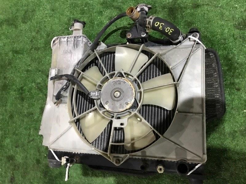 Радиатор двигателя Toyota Bb NCP35 1NZ-FE