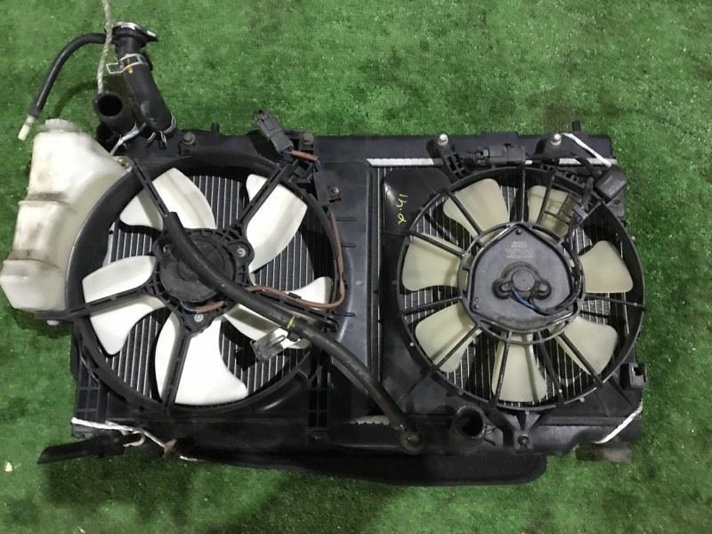 Радиатор двигателя Honda Fit GD4 L15A