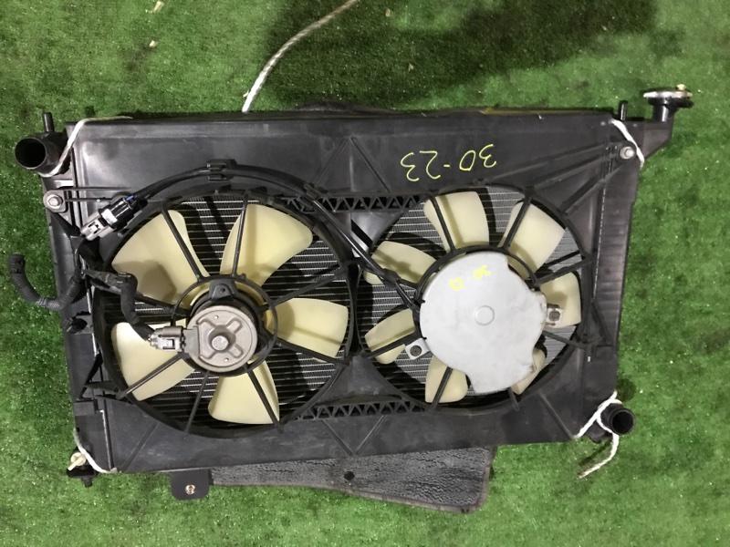 Радиатор двигателя Toyota Wish ANE10 1AZ-FSE