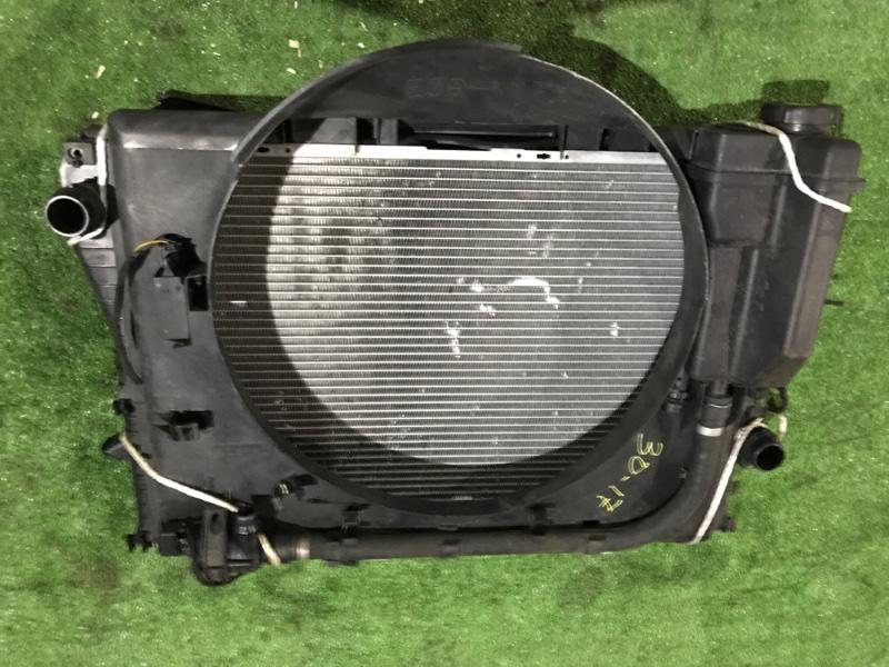 Радиатор двигателя Bmw 525I E39 M54 2002