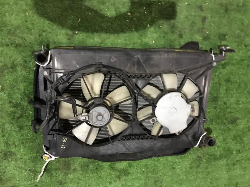 Радиатор двигателя Toyota Isis ANM10W 1AZ-FSE