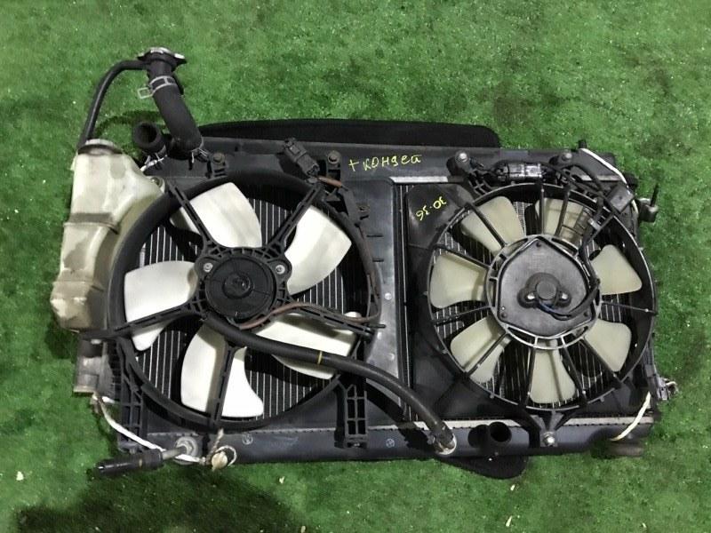 Радиатор двигателя Honda Fit GD1 L13A