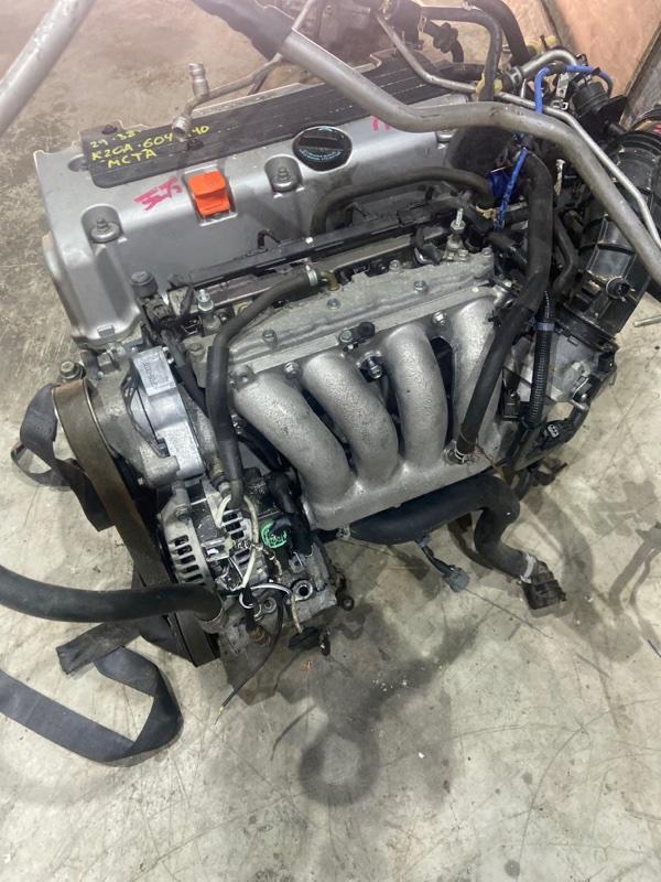 Проводка двигателя Honda Accord CL7 K20A