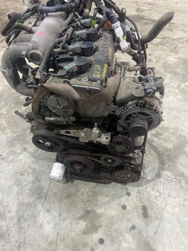 Двигатель Nissan Liberty PM12 QR20DE