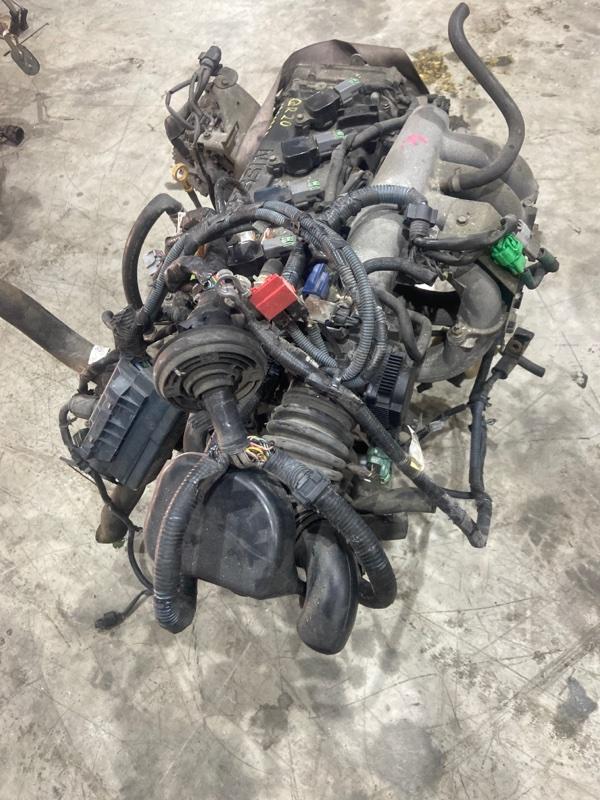 Проводка двигателя Nissan Liberty PM12 QR20DE