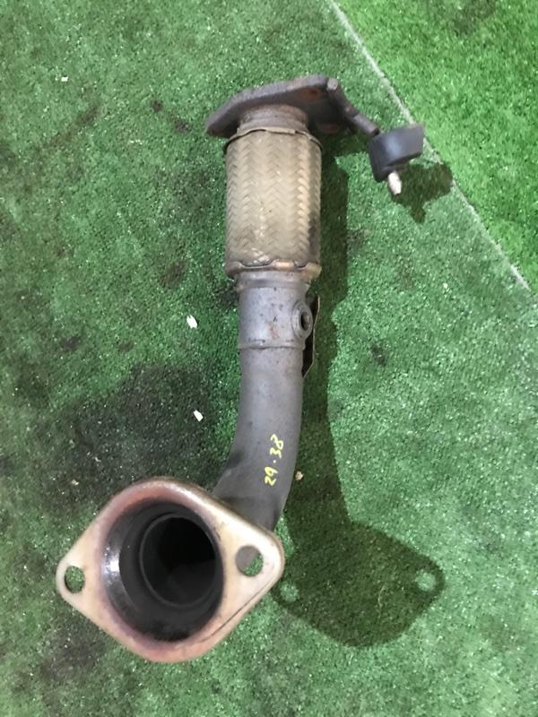 Труба приемная глушителя Honda Accord CL7 K20A