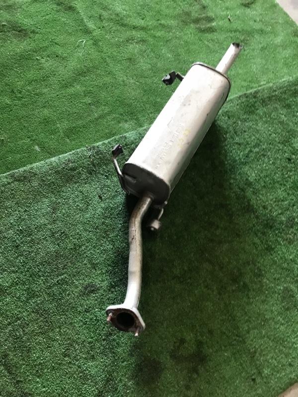 Глушитель Nissan Tiida SC11 HR15DE