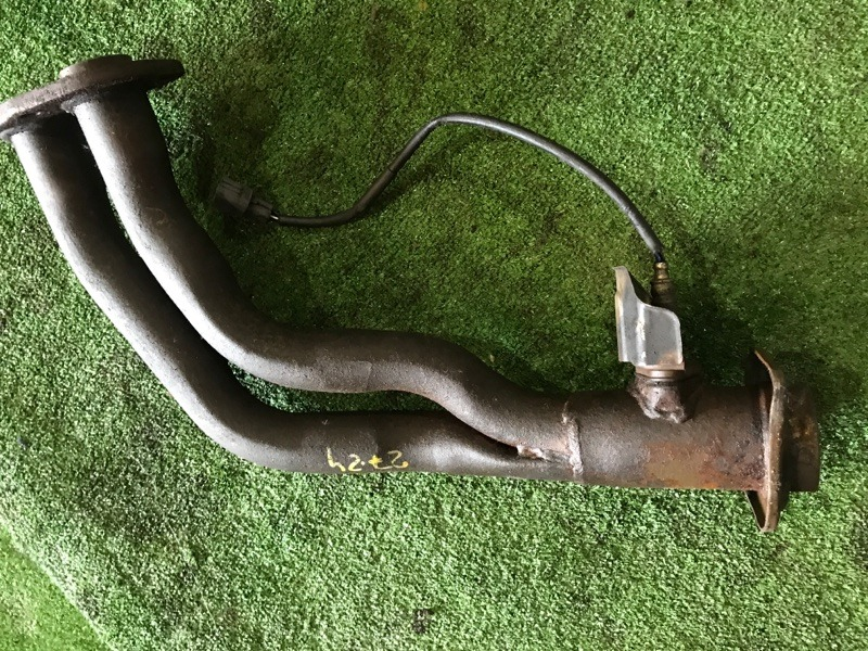 Труба приемная глушителя Toyota Dyna RZU300 3RZ-FPE