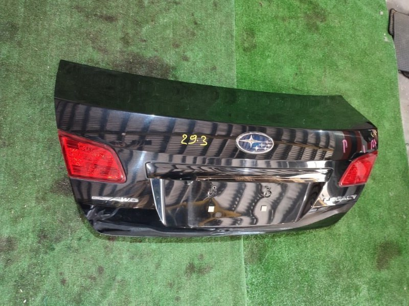 Крышка багажника Subaru Legacy BMM FB25ASYHDA 2012