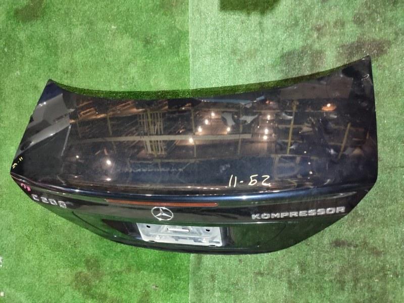 Крышка багажника Mercedes-Benz C200 203.042 271.940 2002