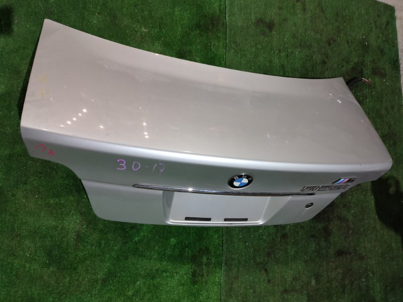Крышка багажника Bmw 525I E39 M54 2002
