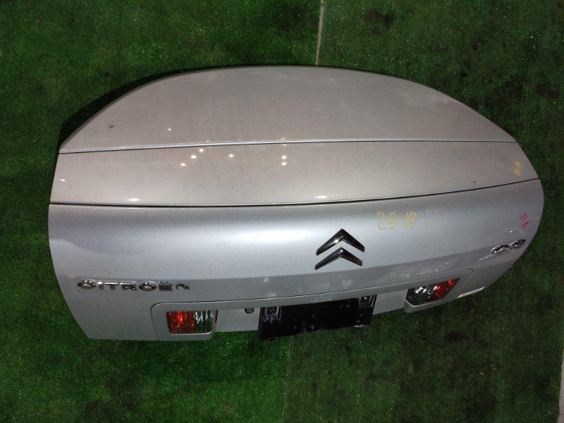 Крышка багажника Citroen C6 PSA 2007