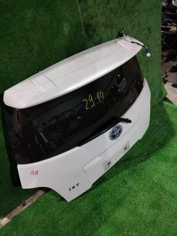 Дверь задняя багажника Toyota Ist NCP65 1NZ-FE 2003