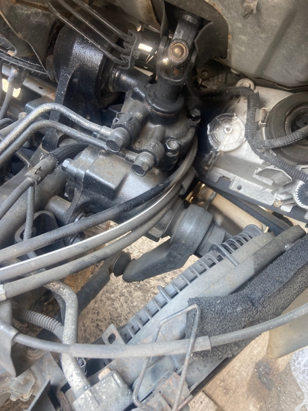 Редуктор рулевой Toyota Dyna RZU300 3RZ-FPE