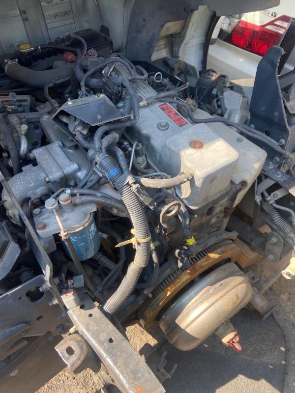 Двигатель Nissan Atlas G2H41 FD42