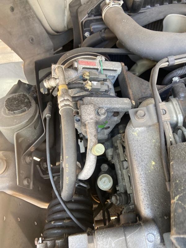 Компрессор кондиционера Nissan Atlas G2H41 FD42