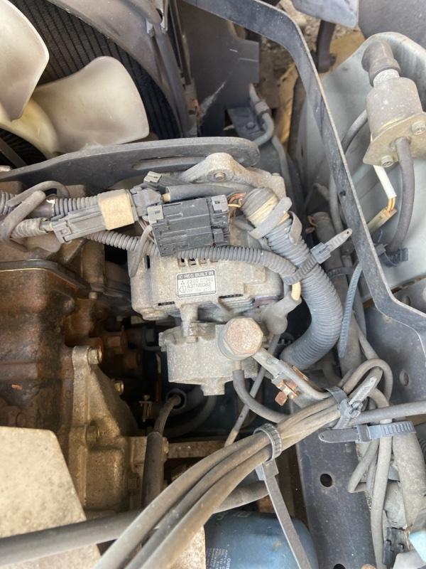Генератор Nissan Atlas G2H41 FD42