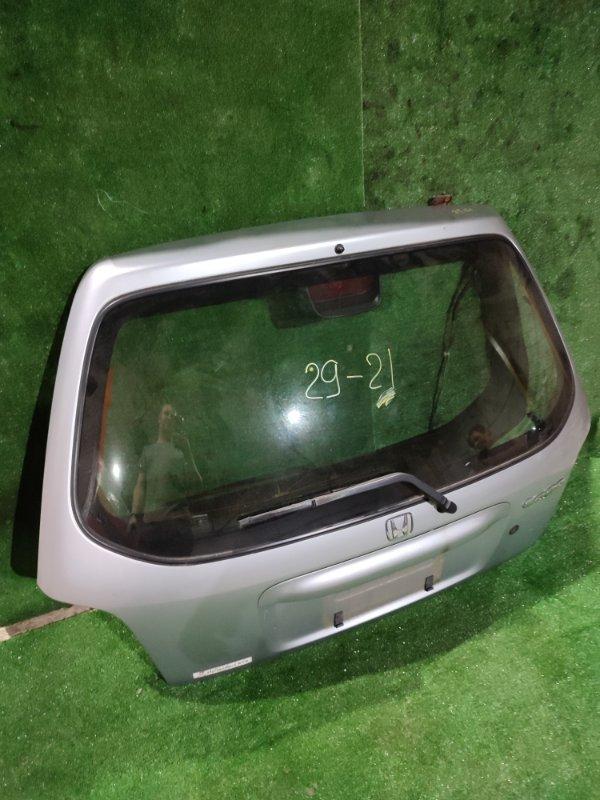 Дверь задняя багажника Honda Logo GA3 D13B