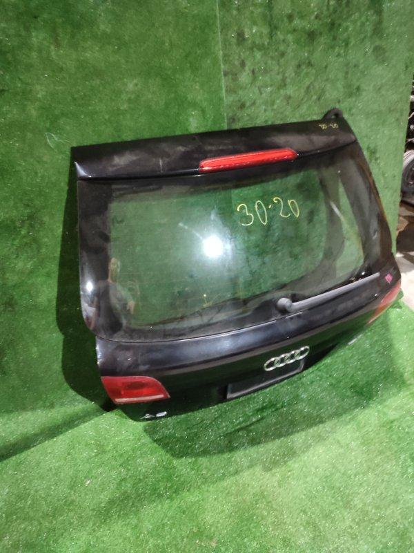 Дверь задняя багажника Audi A3 CAX 2009