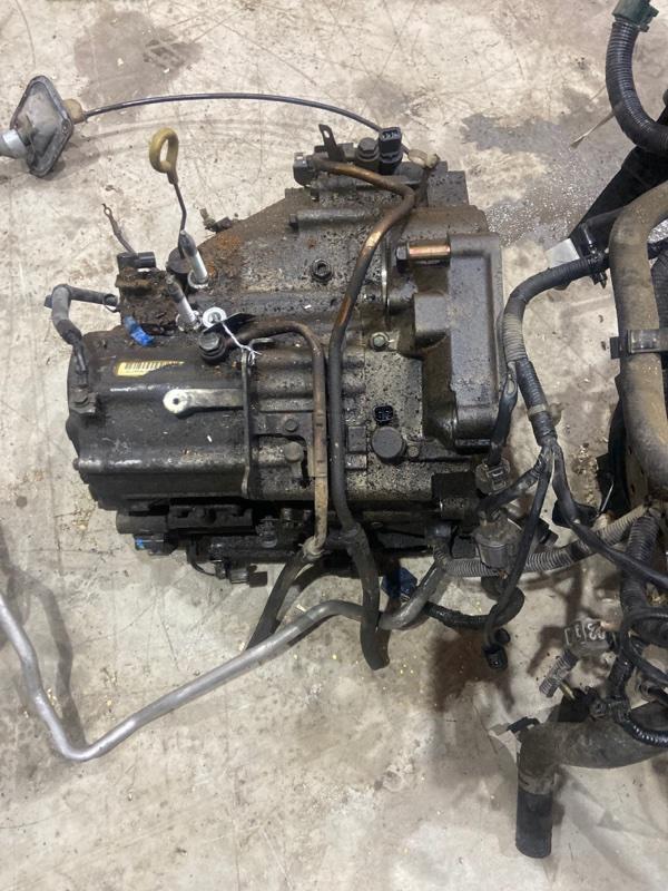 Акпп Honda Edix BE1 D17A