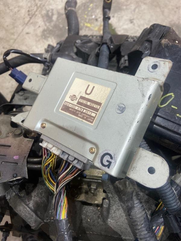 Блок управления двс Nissan Ad VY11 QG13DE