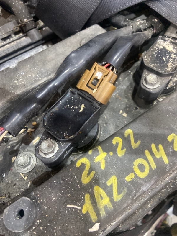 Катушка зажигания Toyota Opa ACT10 1AZ-FSE