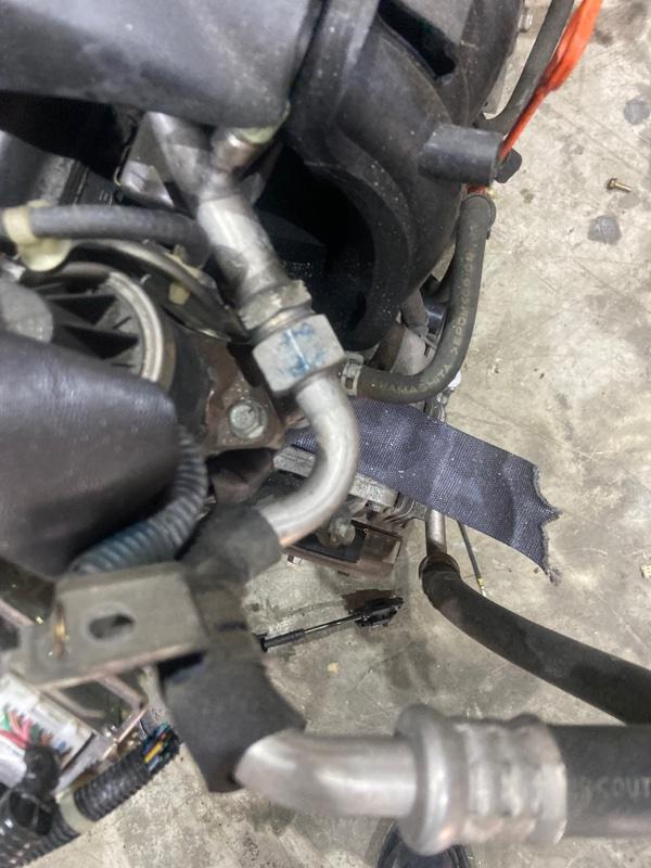 Шланг кондиционера Honda Airwave GJ1 L15A